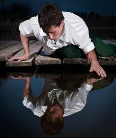"""Narcissus""remake by Shmu James Levine"