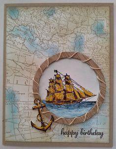 World map Background Stamp