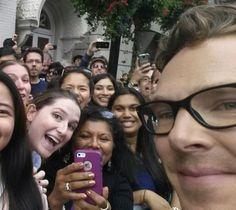 Loving Benedict Cumberbatch in glasses