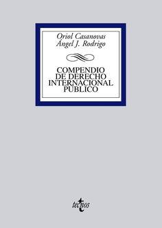Casos y textos de derecho internacional público / Oriol Casanovas, Ángel J. Rodrigo