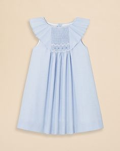 Jacadi Infant Girls' Smocked Dress - Sizes 6-23 Months | Bloomingdale's