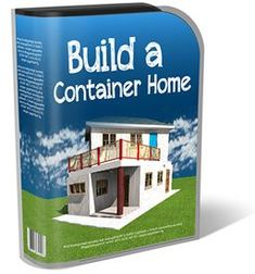 Build a Shipping Container Home | Freecycle USA - Freecycle, Recycle, Green #cargocontainerhomes
