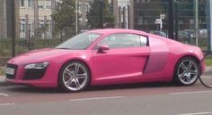 My ultimate dream car but in PINK!