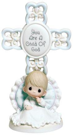 """Precious Moments """"You Are A Child Of God"""" Figurine - http://www.preciousmomentsfigurines.org/baptism/precious-moments-you-are-a-child-of-god-figurine-6/"""