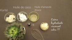Creme Visage Bio, Brulee Recipe, Beauty And The Best, Homemade Skin Care, Green Life, Diy Beauty, Health, Ethnic Recipes, Food