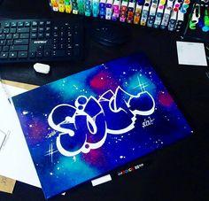 Follow us! İns: @sucagram Graffiti