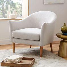 Antwerp Chair #westelm sitting area