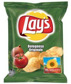 Lays Bolognese Originale.