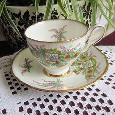 Ceramic White Rose Blossom Tea for one floral théière tasse /& soucoupe Set Fine China