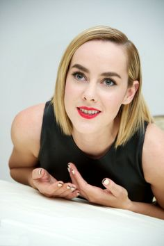 Jena Malone at Catching Fire press junket Hunger Games Cast, Hunger Games Humor, Hunger Games Problems, Jena Malone, Johanna Mason, Artists And Models, Katniss Everdeen, Catching Fire, Dream Hair