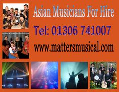For more information about Asian Musicians For Hire visit us: http://www.mattersmusical.com/category/genres/asian-and-even-further-east/