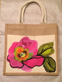 The Primrose Tote by TheArtsyNina on Etsy