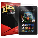KlearCut [3 Pack] - Screen Protector for Amazon Kindle Fire HD 7 2013 (2nd Generation) - Lifetime Replacement Warranty Anti-Bubble & Anti-Fingerprint High Definition (HD) Clear Premium PET Cover - Retail Packaging Reviews - http://www.knockoffrate.com/cell-phones-accessories/klearcut-3-pack-screen-protector-for-amazon-kindle-fire-hd-7-2013-2nd-generation-lifetime-replacement-warranty-anti-bubble-anti-fingerprint-high-definition-hd-clear-premium-pet-cover/