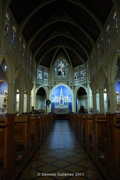 St. Mary's of the Angels - Wellington, NZL