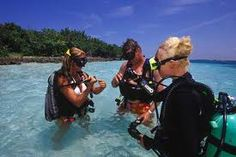 Get my diving license and dive around the world.