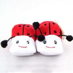Slip-on Animal Baby Shoes