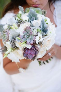A Succulent Wedding: E-session by Elizabeth Taylor Frandson Photography | Utah Bride & Groom