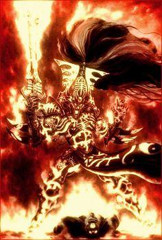 Warhammer 40000,warhammer40000, warhammer40k, warhammer 40k, ваха, сорокотысячник,Wh Песочница,фэндомы,Craftworld Eldar,Эльдар,каин,Avatar of Khaine