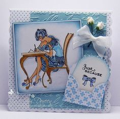 Doreens Dream: featuring Frou Frou from #crafterscompanion