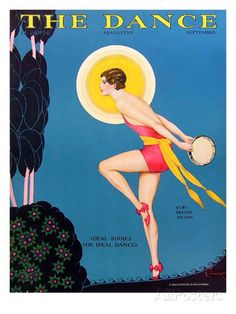 The Dance, Ruby Keeler Jolson, 1929, USA Poster at AllPosters.com