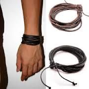Diy Mens Leather Bracelet Google Search Bangle Bracelets Fashion Bangles