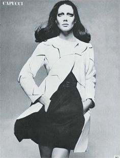 Photo by Giampaolo Barbieri 1969  Vogue Italia, marzo 1969