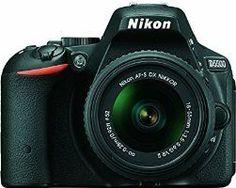 Amazon's Award Winning Cameras & Lenses from PIX 2015   Winner of Best Consumer Crop-Sensor ILC - Nikon D5500 DX-format Digital SLR