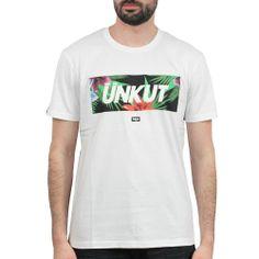nouvelle collection printemps-été 2014  tee shirt Unkut - Box Tee White