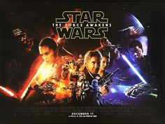 Star Wars - Episode VII - The Force Awakens - Mini Print A