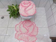 Rosas Jg Banheiro- T
