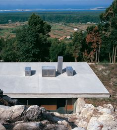 Wohnhaus in Moledo, Eduardo Souto de Moura
