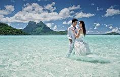 Sposi a Bora Bora. Consulta la nostra Promozione Viaggi di nozze 2017.