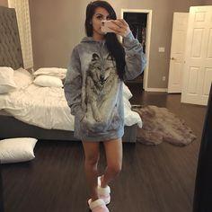 this hoodie cute