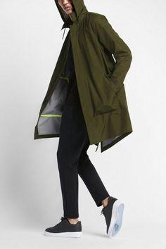 Nike Labs. Storm-Fit Parka  menswear mnswr mens style mens fashion fashion style…