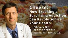 New York Times best-selling author Dr. Neal Barnard reveals the shocking truth about cheese-the dangerous addiction that is harming your health.