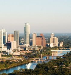 Austin, TX...I love going to this city (minus the traffic)..my sister in law lives here and we want to retire between SanAn and here