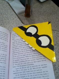 Minion bookmark