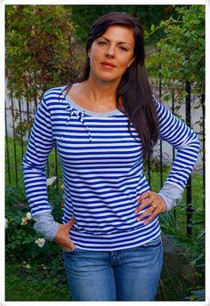 Shirt joana von jolijou ( tolle schleife! ärmel!)