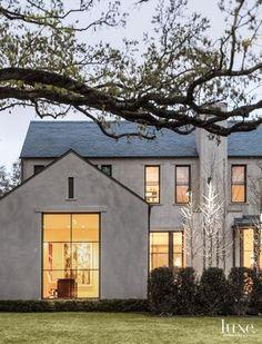 Anbau Küche eingeschossig, Dach, Fassade
