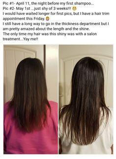 Want health-ier hair?!