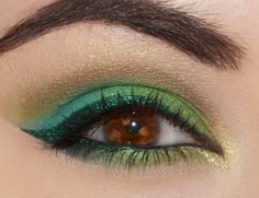 MAKEUP FANCY: Darling Girl Cosmetics Bed Boogie and Grasshopper