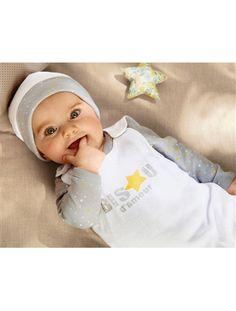 Verbaudet: Conjunto recém-nascido de 6 peças para os 1º dias, para bebé