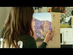 Artist Bethany Fields and her pastel paintings! Time-lapse and art demonstrations and fun. :)