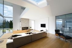 Flachdachfenster von Lamilux