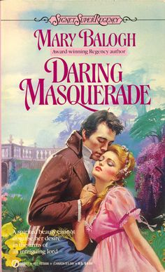 Mary Balogh – Daring Masquerade 	January, 1989