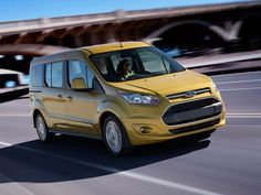 "The ""unminivan"" as Ford calls it!"