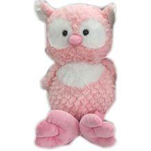 Babies R Us Plush 10inch Owl  Pink