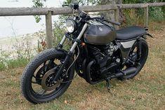 YAMAHA XJ650 | Tarmac Custom Motorcycles