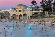 Indiana Cottesloe Beach offers uninterrupted views from every window, with all tables commanding views of the Indian Ocean. Perth Western Australia, Australia Travel, Cottesloe Beach, Beach Office, Australia Holidays, Destin Beach, Beach Photos, Beautiful Beaches, Wonders Of The World