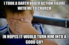 Darth Vader Conversion